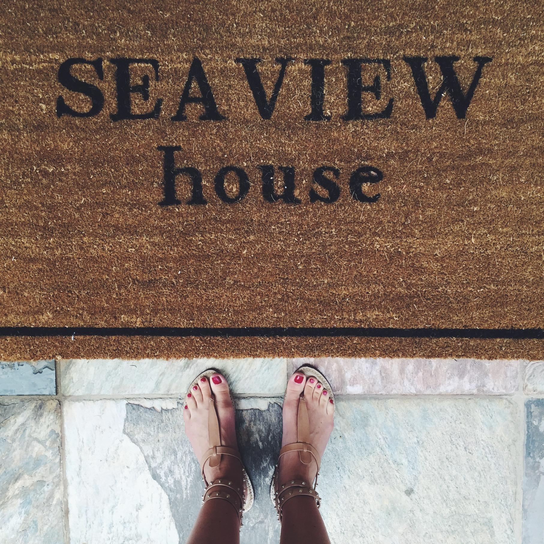 Our beach house in San Diego!