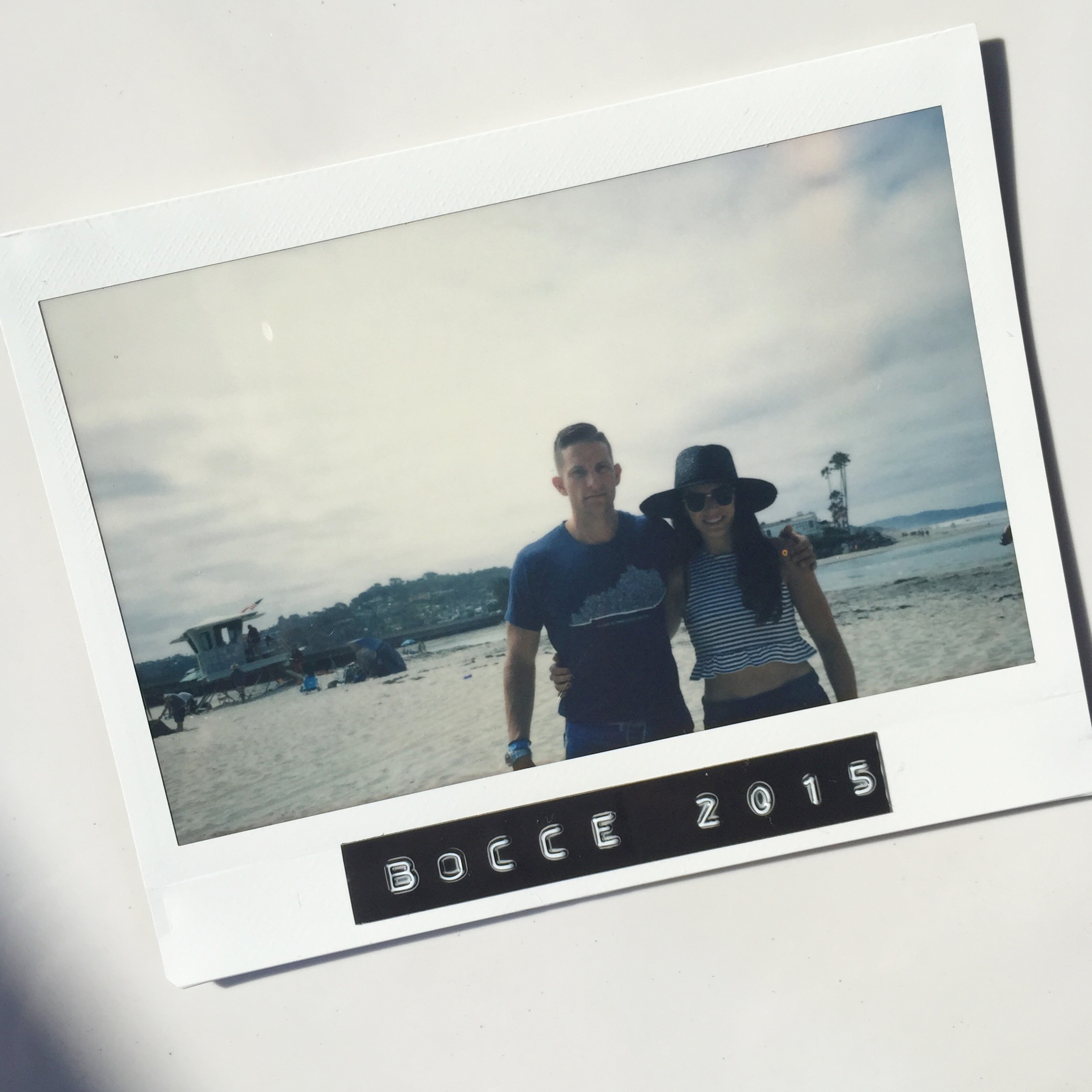 San Diego California, Fujjifilm Instax, Polaroid, Brixton Bristol Hat, Crop Top, Fashion Blogger, Summer Style