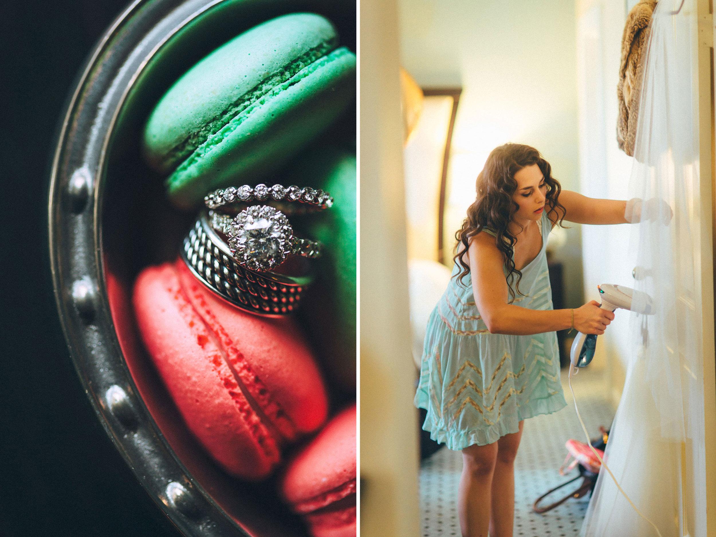 Me & Mr. Jones Wedding, Black Tie Wedding, Macaroons, Horseshoe Bowl, Nashville Wedding, Christopher Designs Engagement Ring, David Yurman Wedding Ring