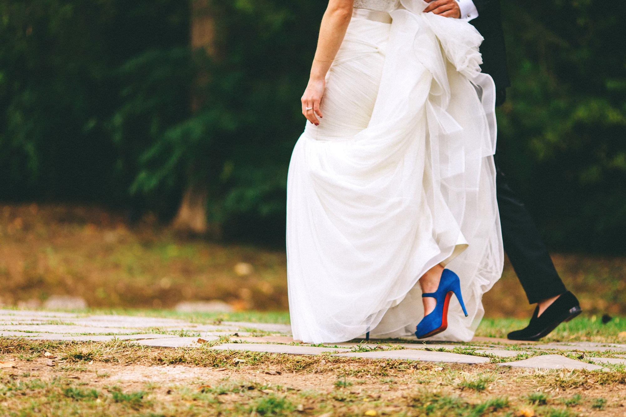 Me & Mr. Jones Wedding, Blue Wedding Shoes, Christian Louboutin Wedding Shoes, Magnanni Slippers, Black Tie Wedding, Cedarwood Wedding, Nashville Wedding