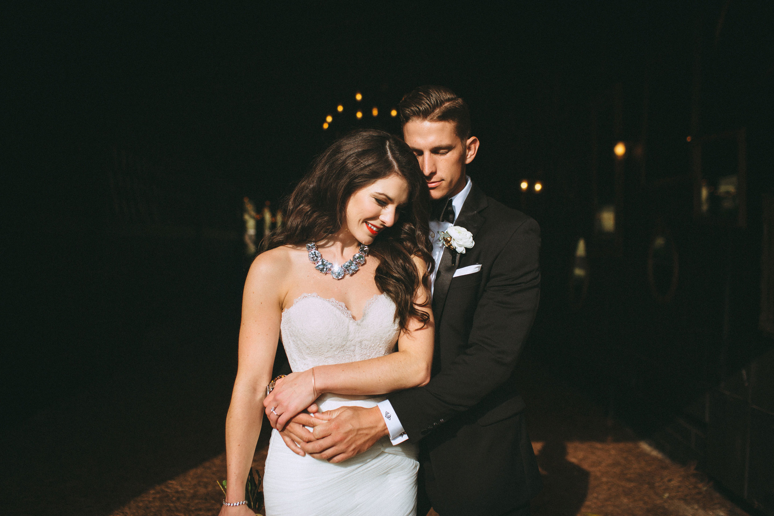 Me & Mr. Jones Wedding, Watters Carina Corset, Watters Amina Skirt, Bridal Separates, Rustic Glam Wedding, Black Tie Wedding, Barn Wedding
