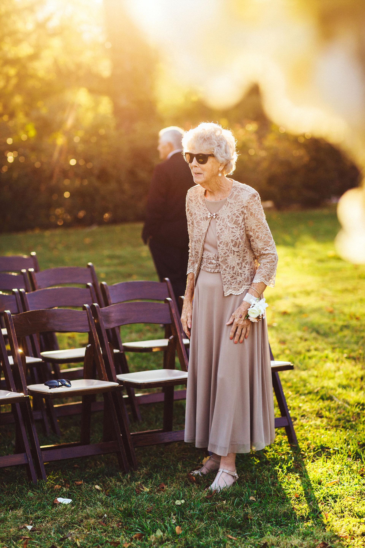 Me & Mr. Jones Wedding, Grandmother of the Bride Dress