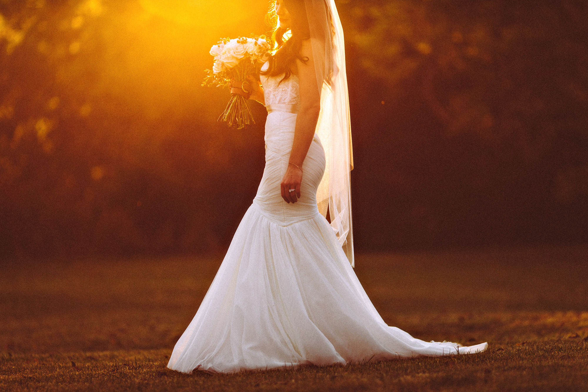 Me & Mr. Jones Wedding, Watters Carina Corset, Watters Amina Skirt, Bridal Separates, Farm Wedding, Black Tie Wedding, Nashville Wedding