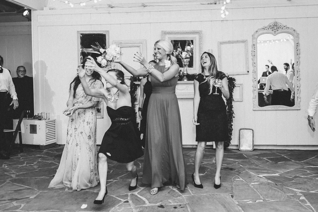 Me & Mr. Jones Wedding, Reception at Cedarwood in Nashville, Gold Wedding, Funny Wedding Photos, Bouquet Toss