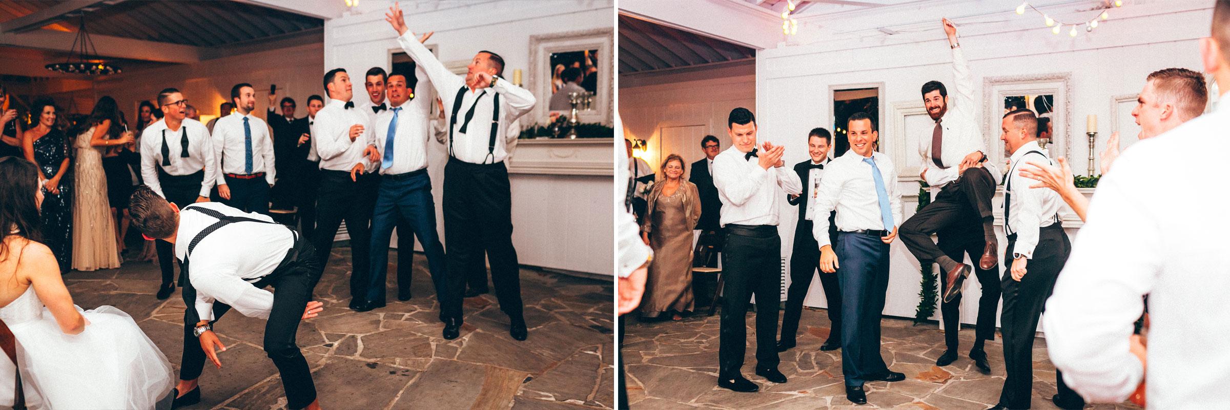 Me & Mr. Jones Wedding, Reception at Cedarwood in Nashville, Gold Wedding, Funny Wedding Photos, Garter Toss