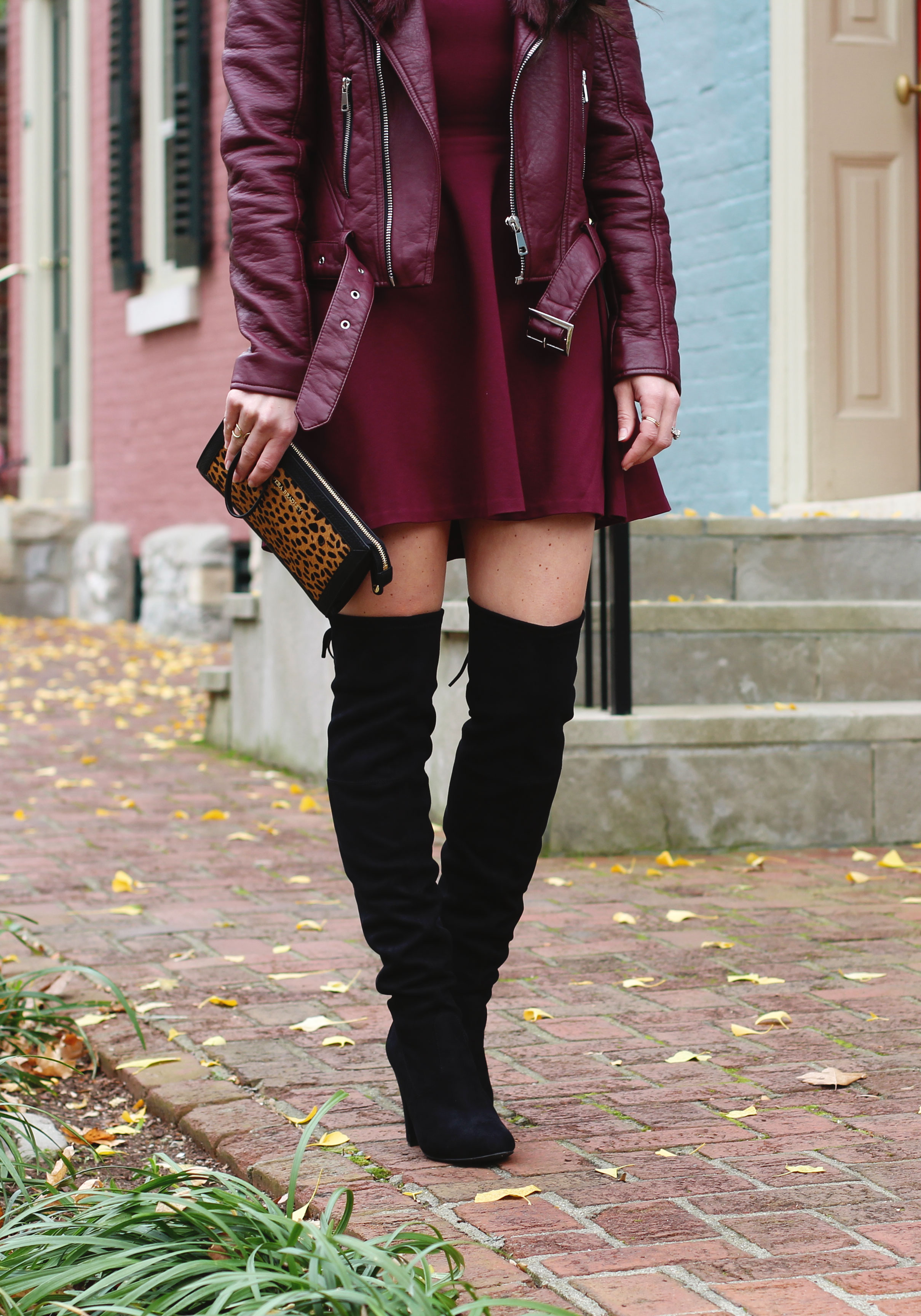 """Steve Madden re-released their popular """"Gleemer""""over-the-knee boots from last season- yay!"""