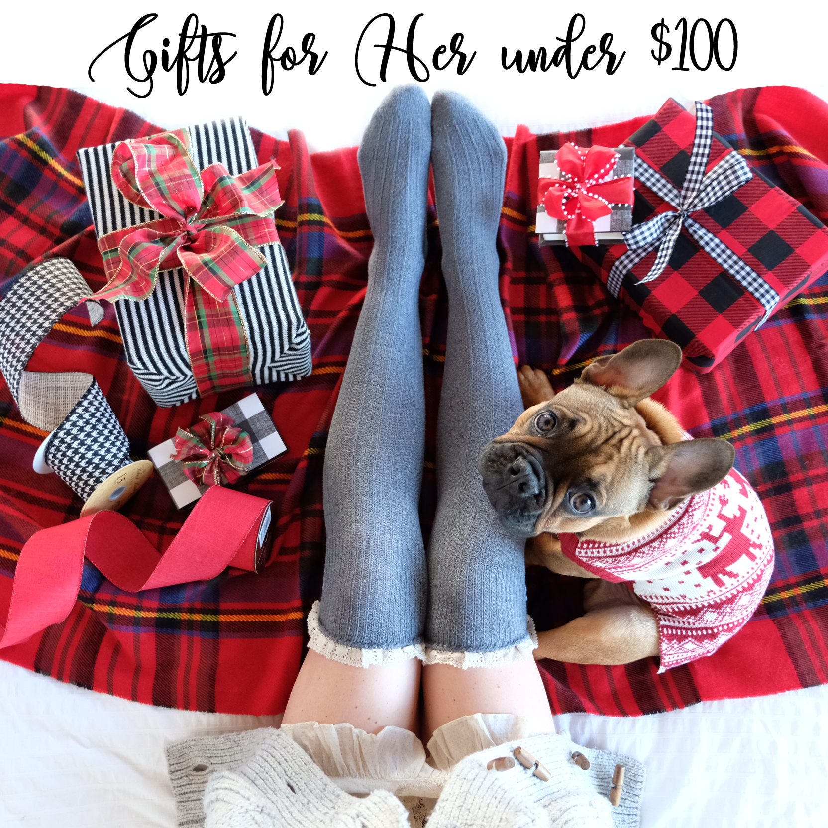 Gifts for her under $100, inexpensive gifts for your girlfriends, unique Christmas gift ideas for women.