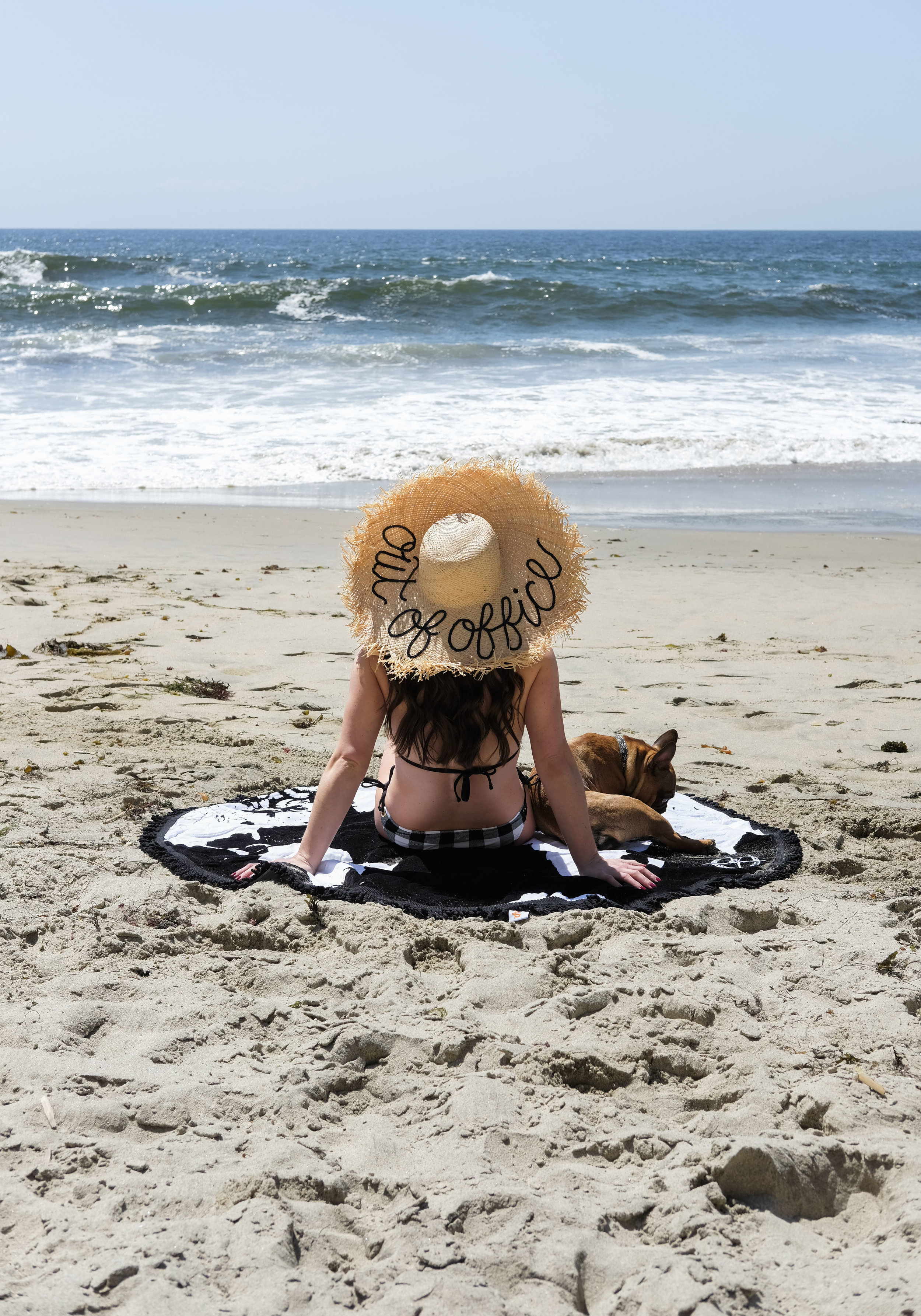 What to do in Laguna Beach.  Where to eat in Laguna Beach. DIY Eugenia Kim hat.