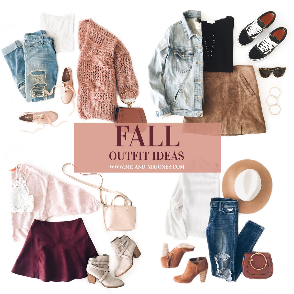 20 CASUAL FALL OUTFIT IDEAS — Me and Mr. Jones