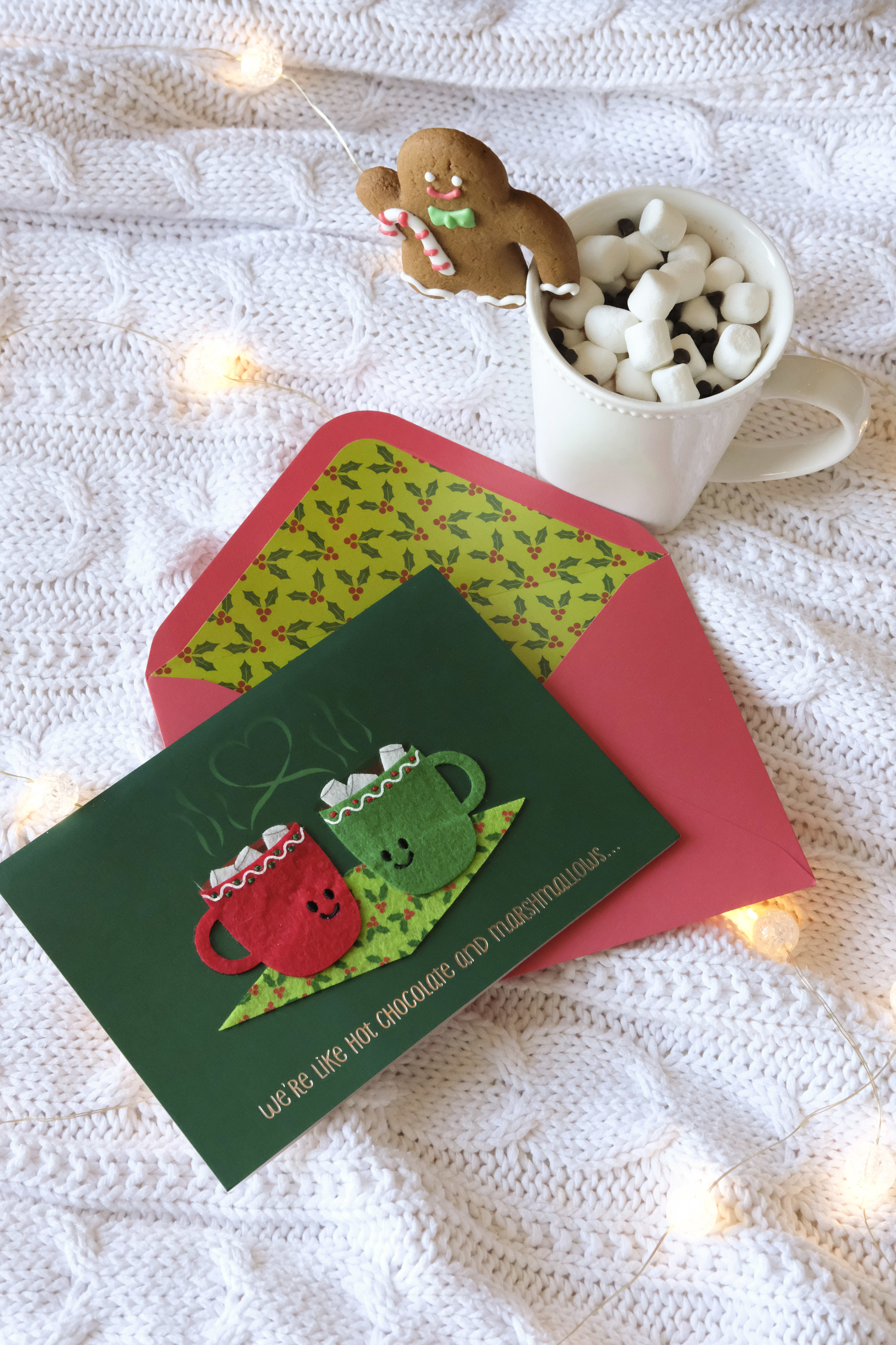 Thoughtful last minute gifts, Papyus christmas cards.