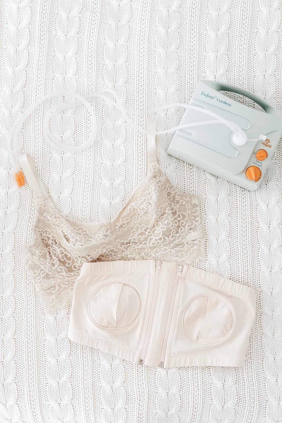 Best nursing bras for pumping.  Nursing bra you can wear to work.