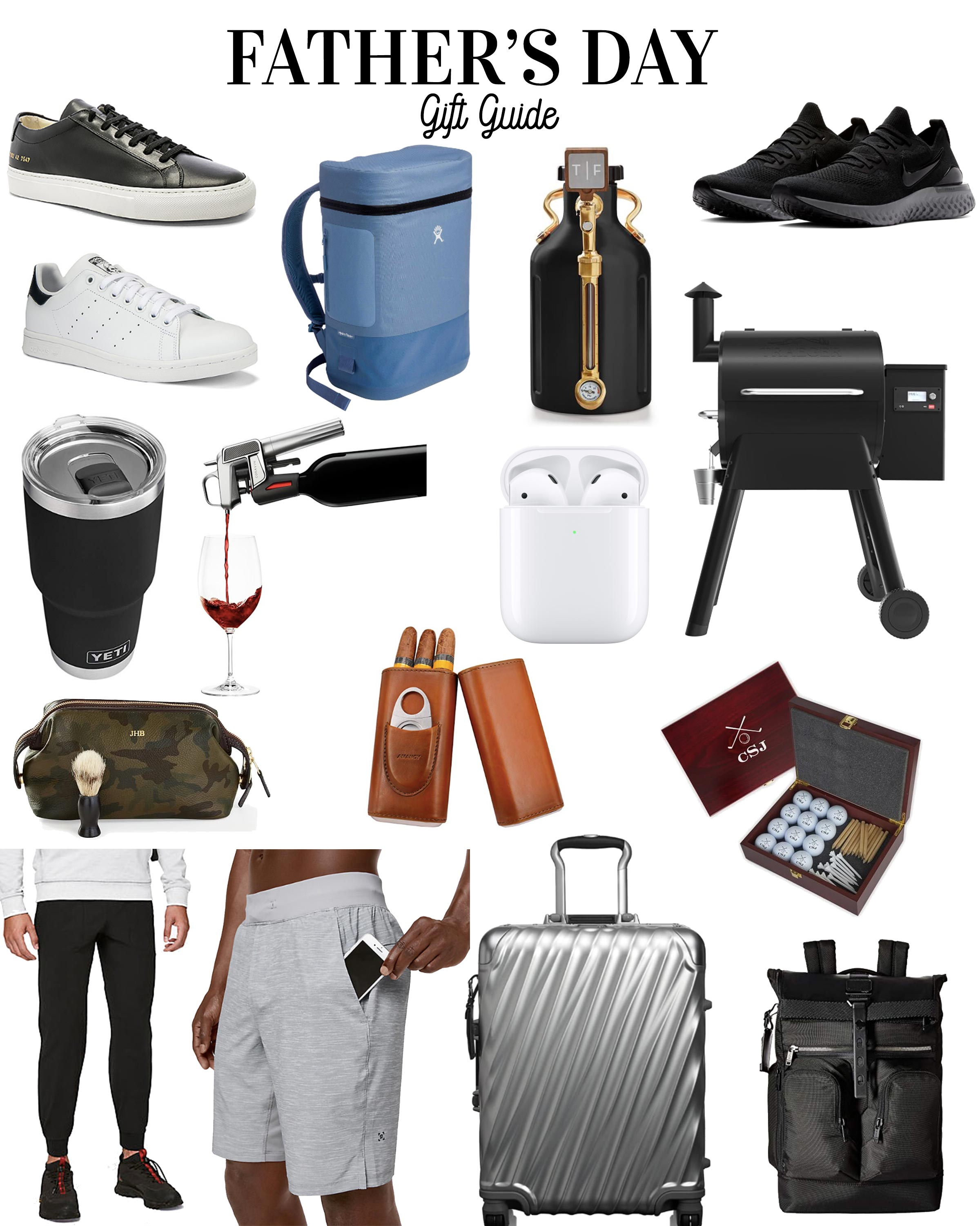 FATHER'S DAY GIFT GUIDE 2019.  GREAT GIFTS FOR DADS AND GRANDADS.