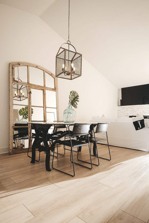 Pros and Cons of Luxury Vinyl Plank flooring LVP.  Coretec flooring.