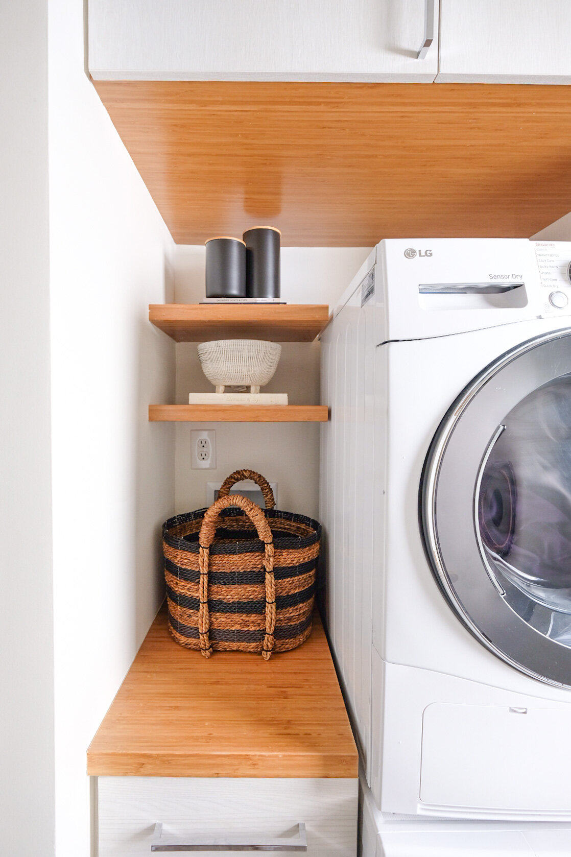 Our Small Space Laundry Room Me And Mr Jones