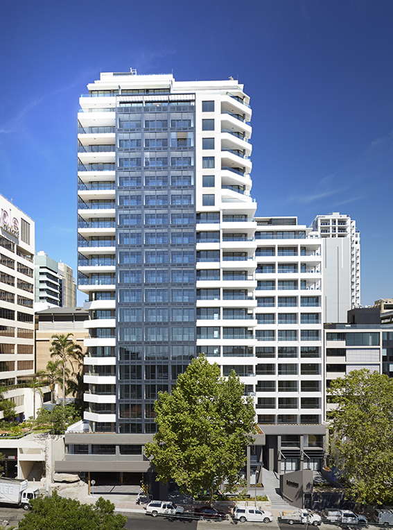 BELVEDERE   Contract Type:  Design and Construct |  Value:  $56m |  Location:  North Sydney |  Sector:  Residential