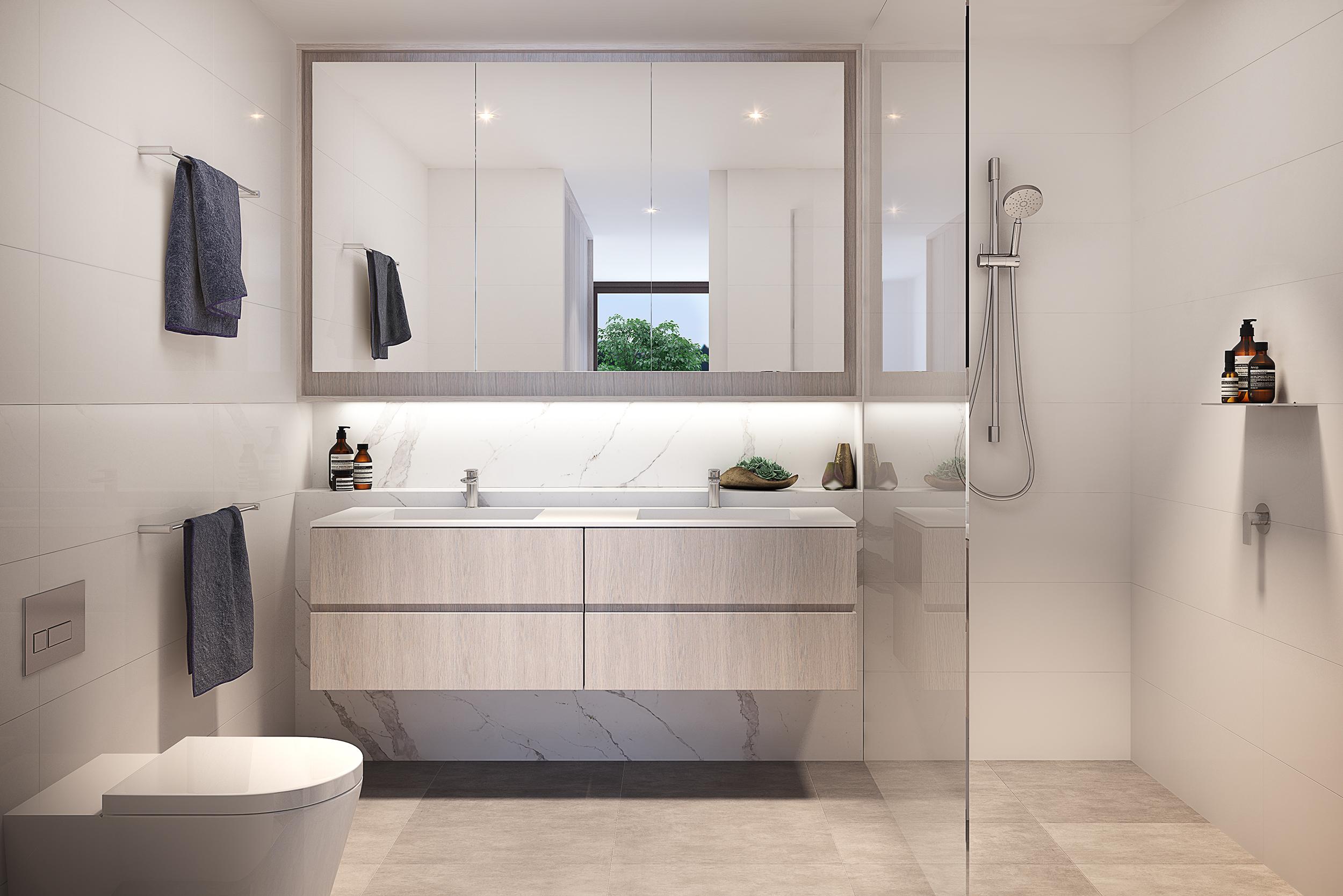 Newmarket Randwick_Cbus_Ganellen_bathroom