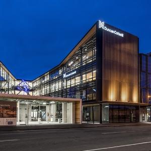 Duncan Cotterill Plaza, Christchurch