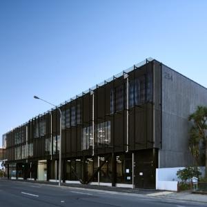 Warren & Mahoney Building, Christchurch