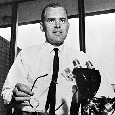 Gordon Moore, 1965