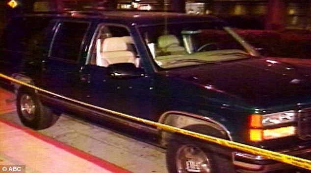 Notorious BIG Death Scene Shooting Stop Start Do SUV