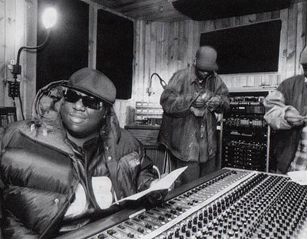 Notorious BIG Studio StopStartDo