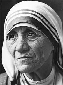 Mother Theresa Book famous image