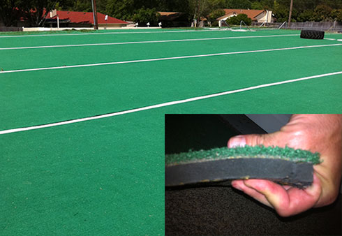 Original Astroturf.