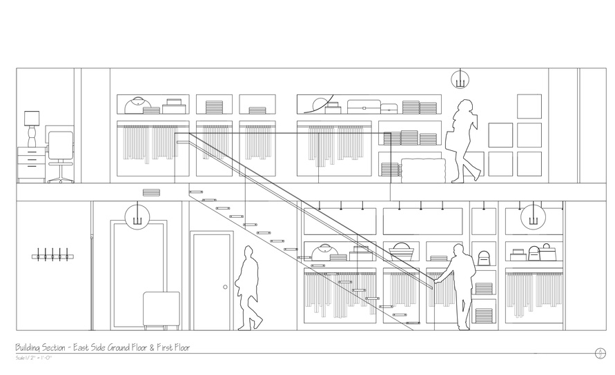 RETAIL STORE ELEVATION