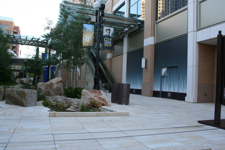 City Creek - Salt Lake City