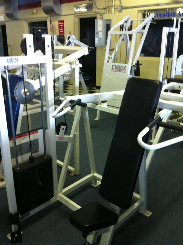 Used Equipment — Pinnacle Fitness Systems, Inc