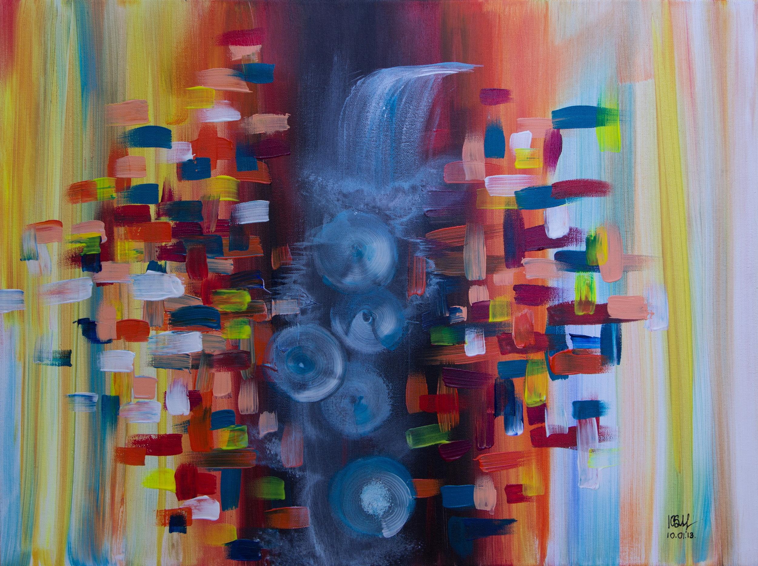 """Waterfall"" 2014"