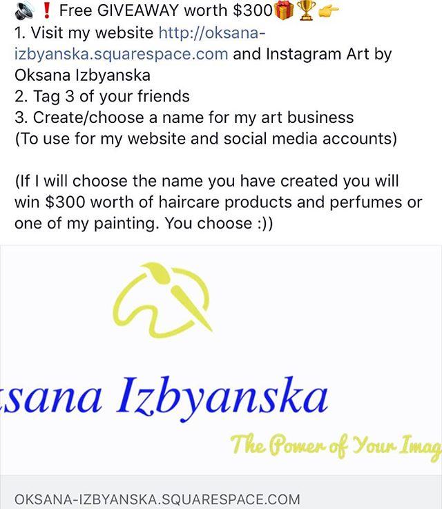 #giveaway #art