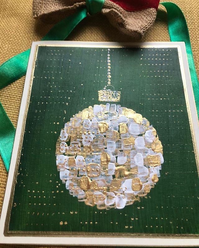 Order your Christmas cards before they gone.  Hand painted. 📩🎁🎈⛄️🎄 #christmascards #christmas #holidaycards #holiday #abstractpaining #abstractart  #abstractartamerica #artgallery #fineart #abstraction #originalart #fineartamerica #artsy #painting #acrylicpainting #newyorkart #artgallery #texturedart #instaart #modernart #contemporaryart #citylandscape #artforsale