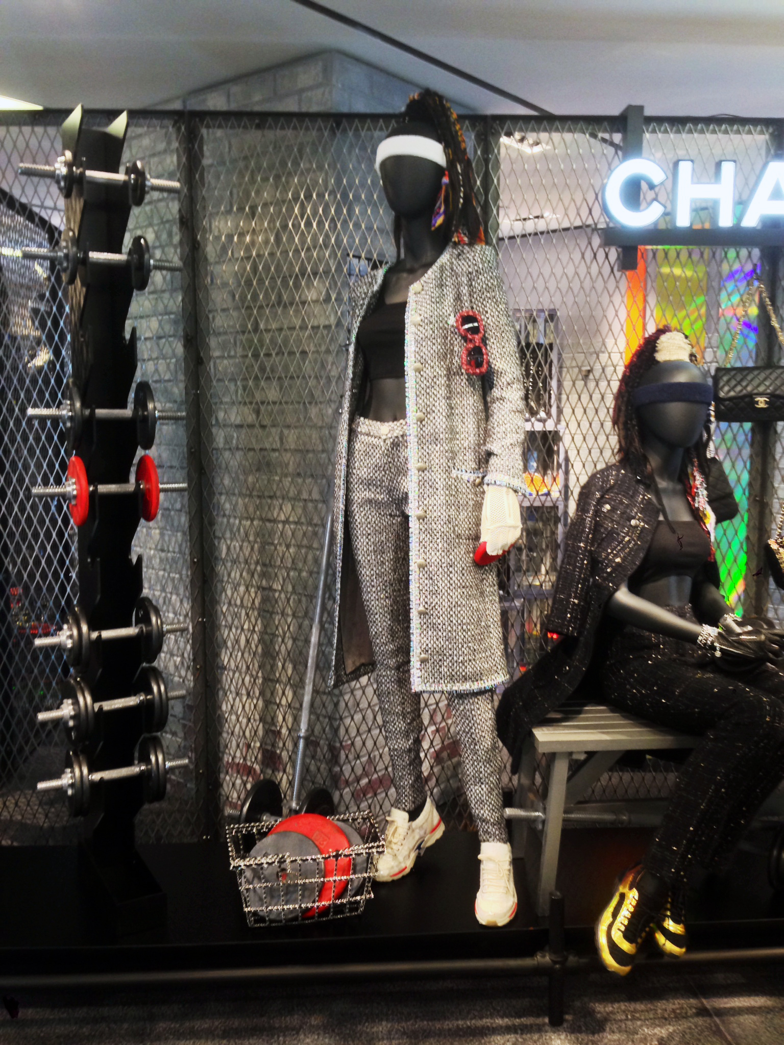 Chanel Pop-Up on 5F @ Bergdorf Goodman - Photo by: Lauren Caron