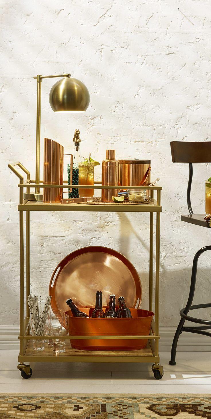 Target Bar cart - Image from Target.com