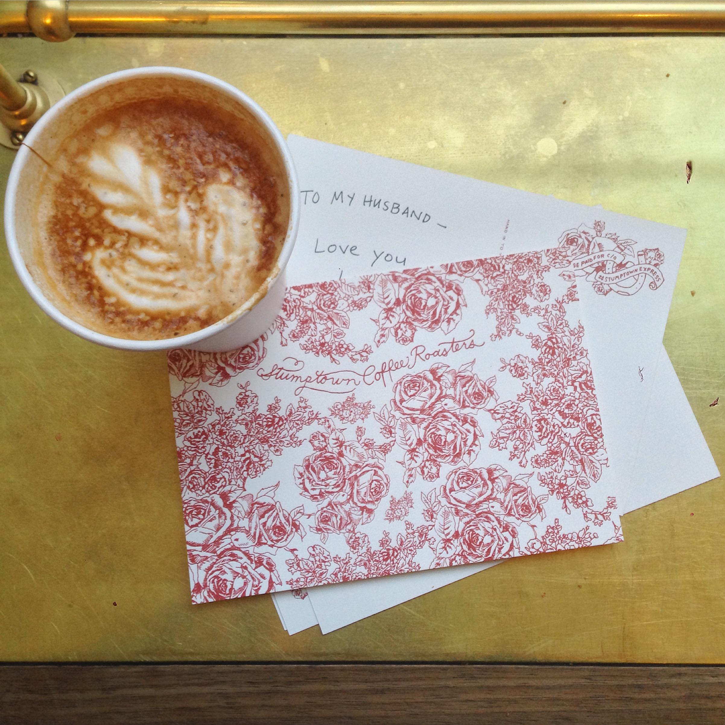My Love Note... Photo by: Lauren L Caron