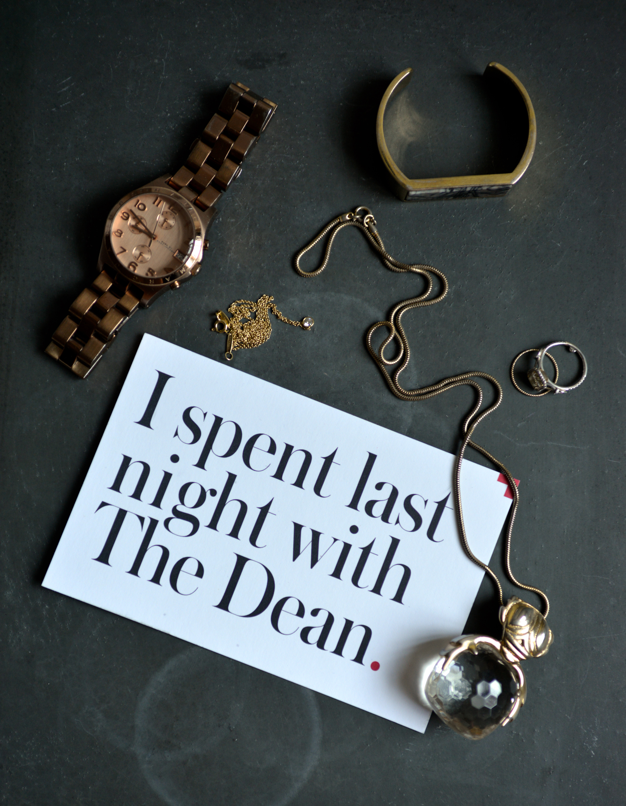 The Dean Hotel - On the Bedside Table - Photograph by Lauren L Caron
