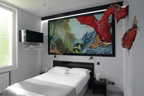 Elves & Dragons- Photo courtesy of Idéal Séjour