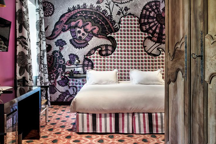 Hotel Jules Cesar - Designed by Christian Lacroix