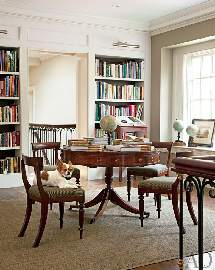 Architectural Digest | Gomez Associates Inc. and Kean Williams Giambertone