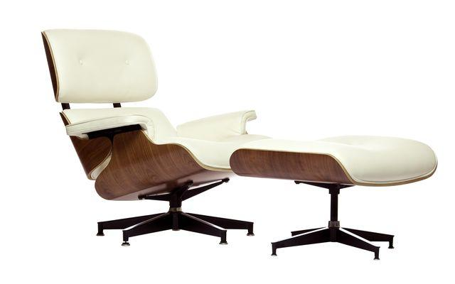 Eames Style Lounge Chair Reproduction