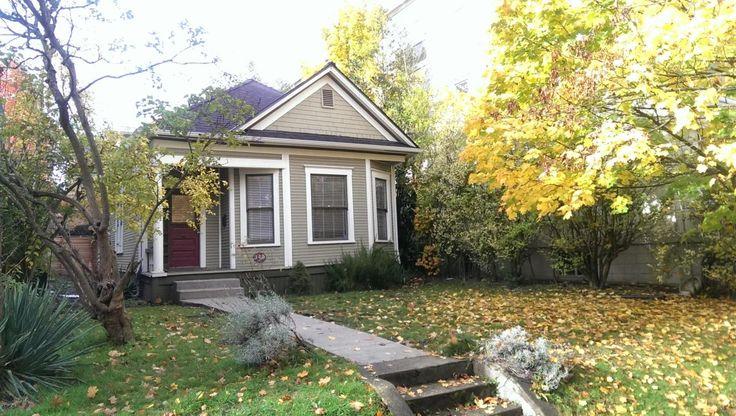 Our little dream cottage