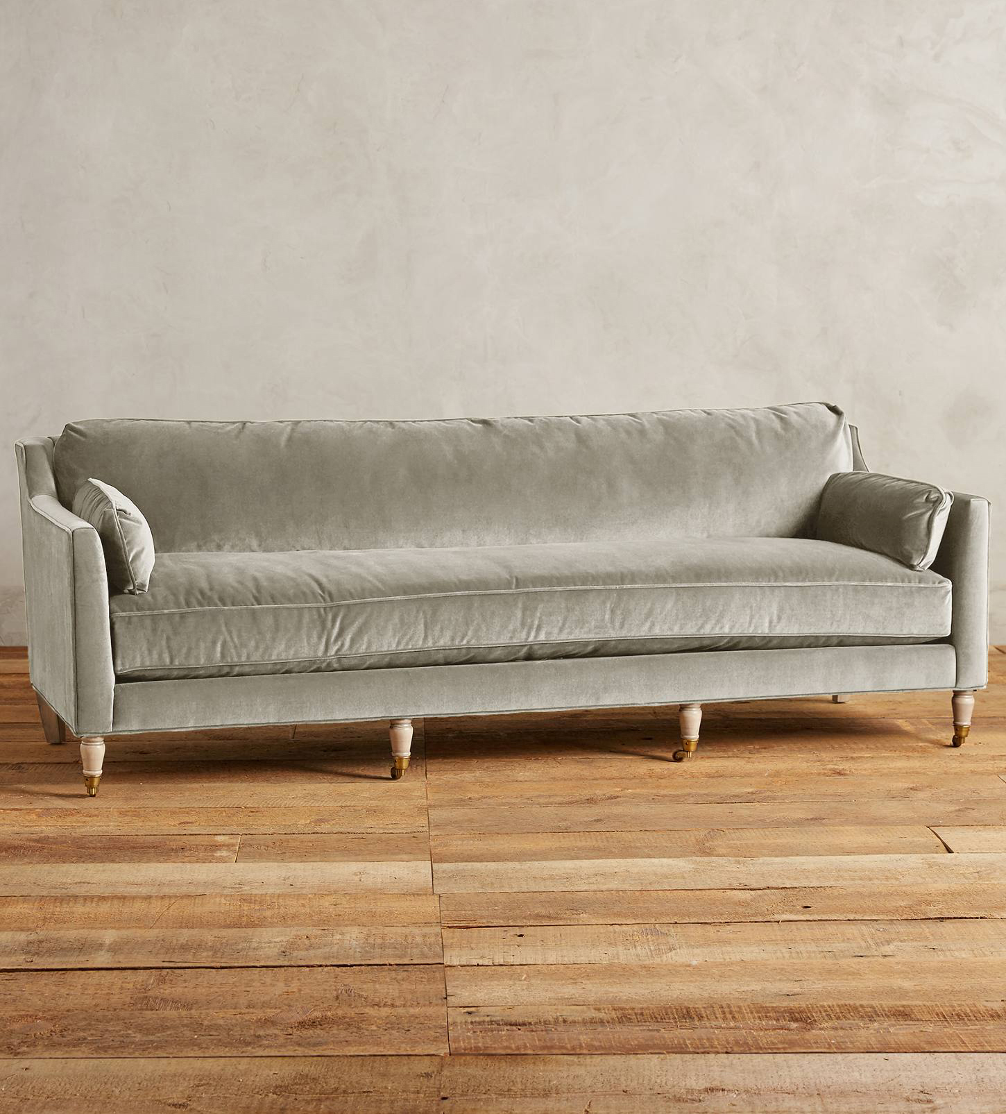 Leonelle Sofa in Light Grey | Anthropologie