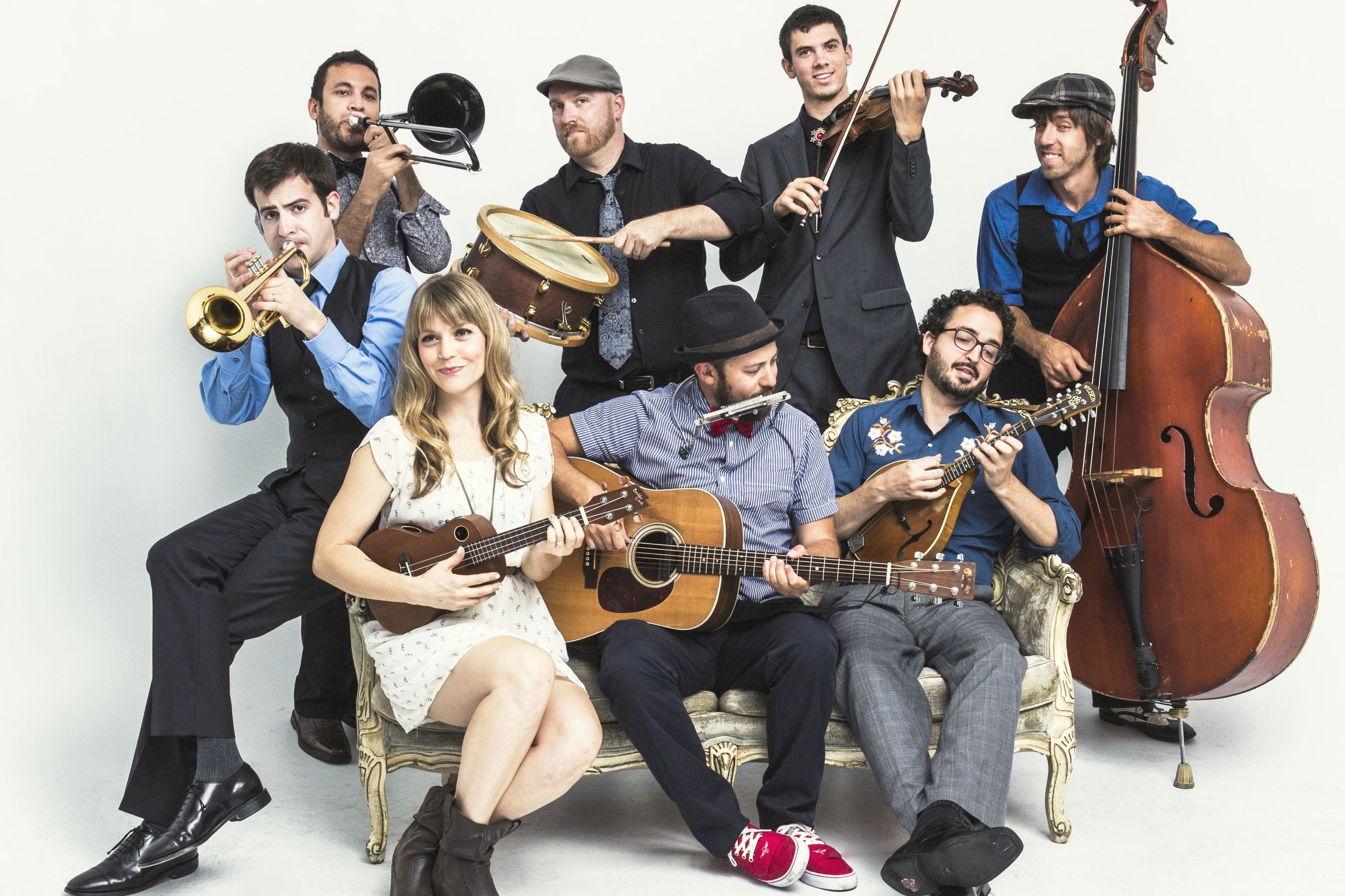 The Dustbowl Revival -