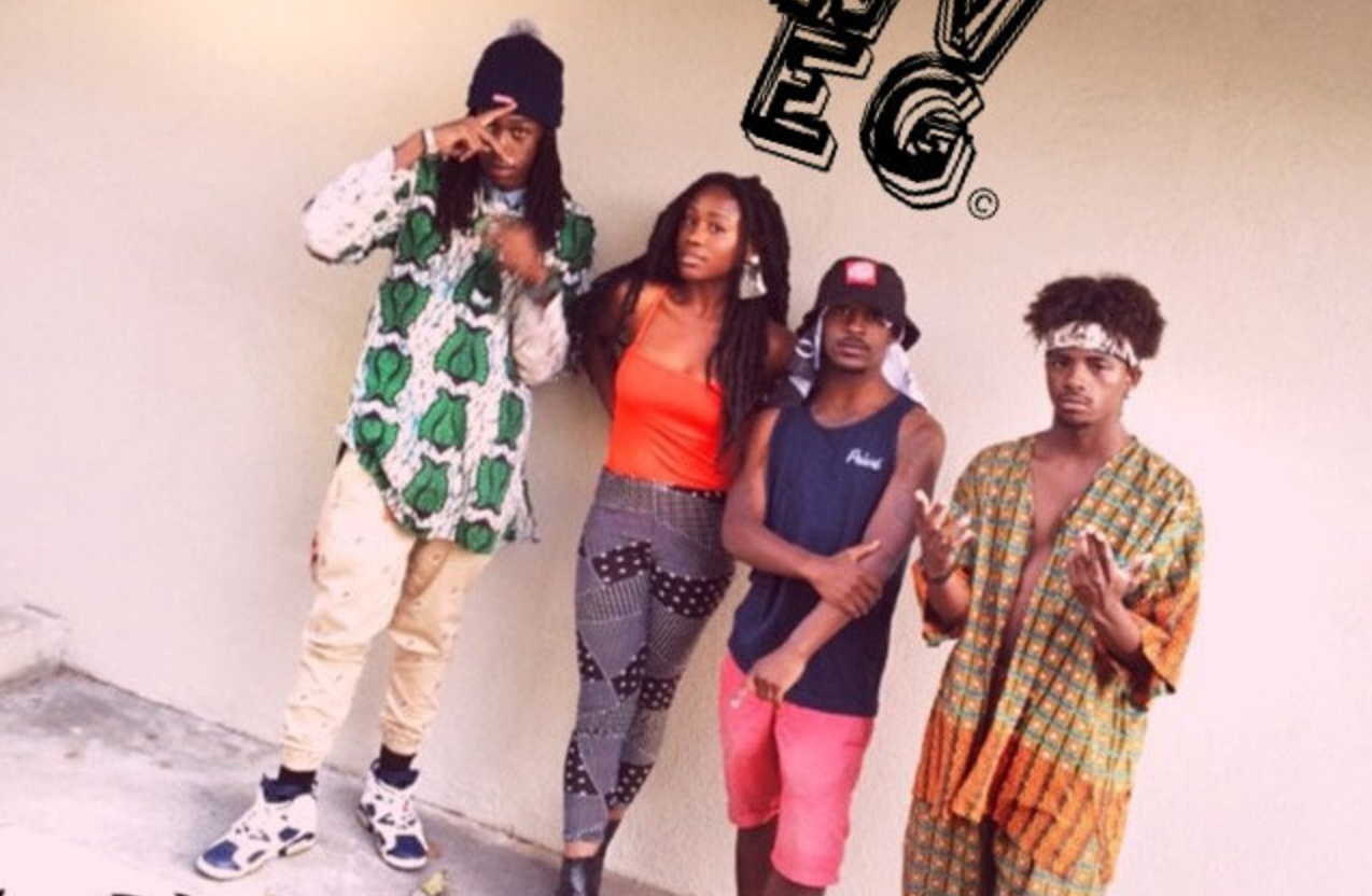 Westwood Village ENT - Westwood Village Entertainment Group is a collective of various vocalist/rap artist, producers, songwriters, and musicians that have the passion of making and producing music in the genres of Hip-Hop, Jazz, R&B, and Pop. Founded and created right here in Westwood by majority UCLA music students, WVEG enjoys making and playing good music that can impact the lives of others. Not only is Westwood Village ENT a collective that focuses on the musical art but have members that are into the art of fashion and media entertainment.