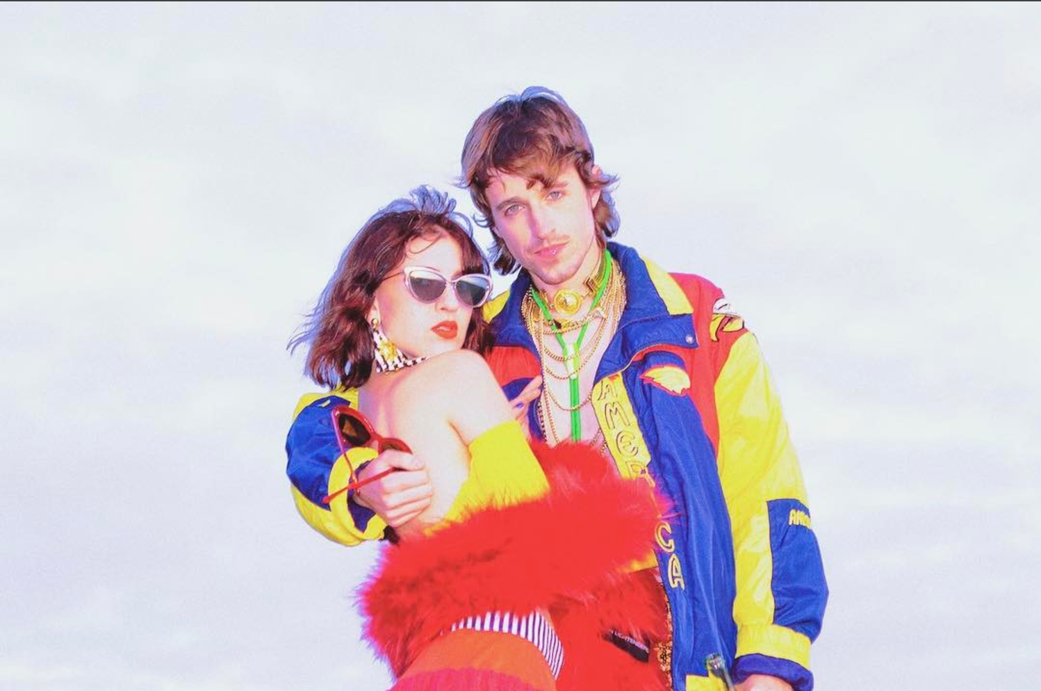HOLYCHILD - HOLYCHILD aren't exactly surprised that in the last few years their brand of brainy effervescent tunes have caught on. Pleased? yes. Honored? Of course. But given the way the social trends have been bending, neither member find it shocking that music fans are craving substance.It's Brat Pop, the glittery blend of electronic beats and tell-it-like it is lyrics that Liz Nistico and co-writer/producer Louie Diller perfected with their debut album The Shape of Brat Pop to Come.Read our profile of HOLYCHILD here.