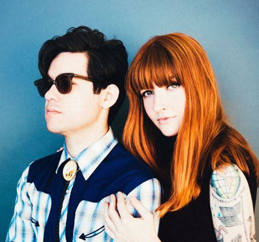 La Sera - La Sera is the project of Katy Goodman (ex Vivian Girls) and Todd Wisenbaker (Ryan Adams' 1989).  They live in Los Angeles, CA. They have released 4 albums. They have 2 cats and a dog. Follow them on twitter/instagram: @iamkatygoodman & @totally_tod.