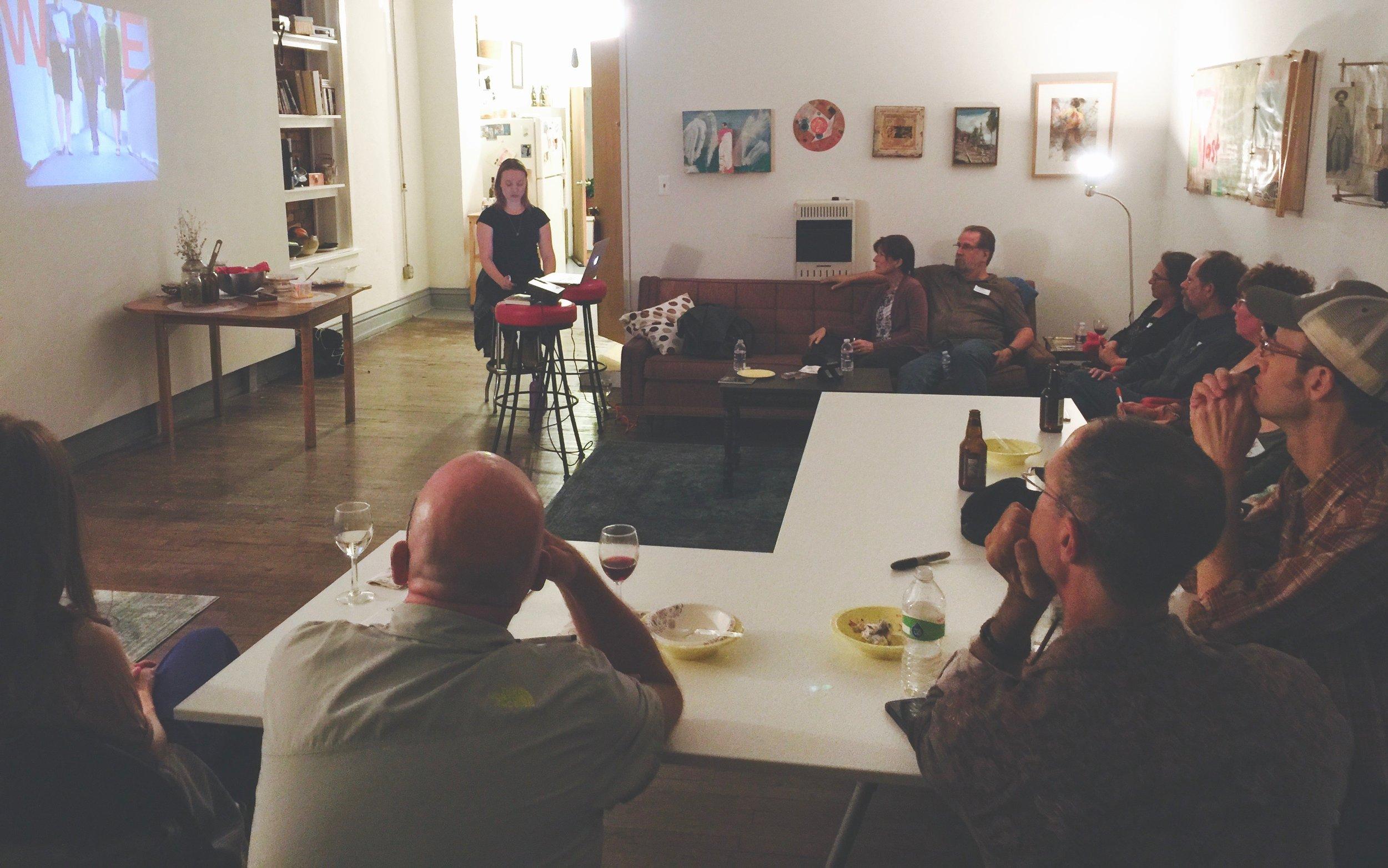 Jane Gotch on Leveraging Community