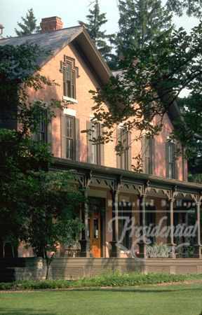 Rutherford B. Hayes Home Tour