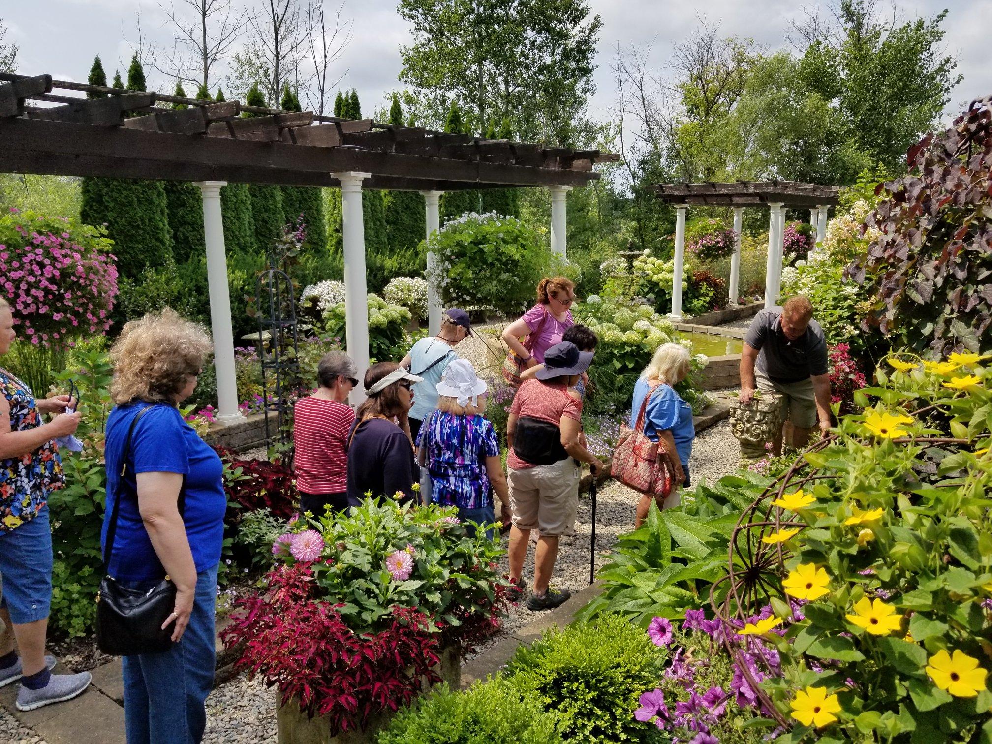 Heavenly Scent Herb Garden